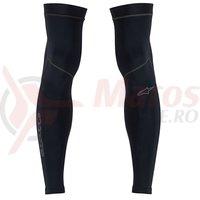 Incalzitoare picioare Alpinestars Arm Warmer black/anthracite