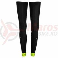 Incalzitoare picioare FUNKIER Pro Thermal Mesola - Negru/Galben neon