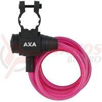 Incuietoare Axa Zipp 120/8 roz C