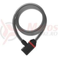Incuietoare cablu Zefal K-Traz C8 cheie