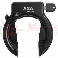 Incuietoare cadru AXA Solid Plus 58mm - Negru