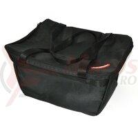 Geanta portbagaj spate Pletscher 30x22x20cm, black
