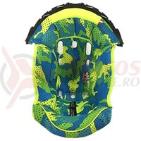Interior casca Airoh Aviator 2.2 Interior/Cuffia/Crown Padding Avi 2,2 mim