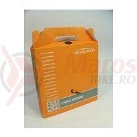 Invelis cablu - ALLIGATOR - 16830, SP, 5, schimbator, teflonat, negru, 10 m