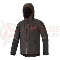 Jacheta Alpinestars Denali black/rio red