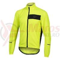 Jacheta barbati Pearl Izumi Select Barrier Yellow Black