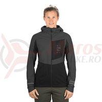 Jacheta Cube AM WS Storm Jacket negru/gri