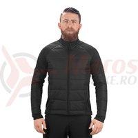 Jacheta Cube Midlayer Jacket neagra
