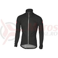 Jacheta de ploaie Castelli Emergency negra