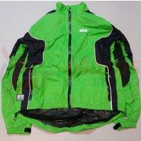 Jacheta de ploaie Shimano Performance verde/negru