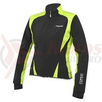 Jacheta Force X71 Lady softshell negru-fluo