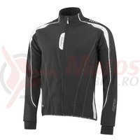 Jacheta Force X72 Men softshell negru-alb