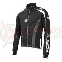 Jacheta Force X72 PRO Men softshell negru-alb