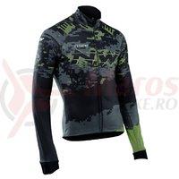 Jacheta iarna Northwave Extreme 2 Total Protection negru/galben fluo