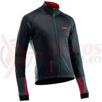 Jacheta Northwave iarna Extreme 3 Total Protection negru/rosu