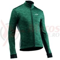 Jacheta Northwave winter Blade Total Protection Green Forest
