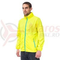 Jacheta ploaie Mac in a Sac Mias Origin neon yellow