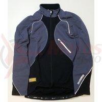 Jacheta Shimano performance premium windflex Gold negru/gri