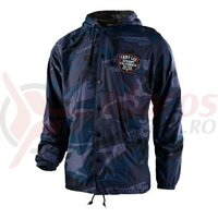 Jacheta Windstopper Troy Lee Designs Granger Blue Camo
