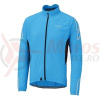 Jacketa windbreaker Shimano Performance compact unisex blue
