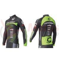 Jaketa Cannondale Jersey Long Sleeve CFR 2015