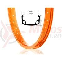 """Janta BMX 20″ 36H """" BeFly BMX Ace """" orange"""