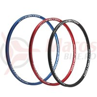 Janta Funn Fantom Trail/AM Disc 559x28mm 28H rosu anodizat