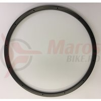 Janta Shimano WH-M765 Spate 24h Clincher/Tubeless Black Anodized