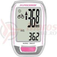 Kilometraj Kross KRC 307 7 functii pink