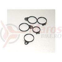 Kit band clamp cable guide pentru Lefty