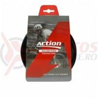 Kit bowden frana Road, Ashima Action AM-RBS-K1-KB-BK, 2P, diam.5mm, negru (include toate piesele necesare montarii) AM