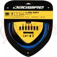 Kit bowden schimbator Jagwire 1 x Pro (PCK555) diam.4mm Lex-SL / STS-PS, albastru, 2200mm (include toate piesele necesare montarii) AM