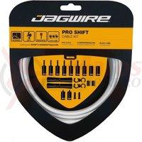 Kit bowden schimbator Jagwire 2x Pro (PCK503) diam.4mm Lex-SL / STS-PS alb 3200mm