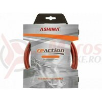 Kit conducta hidraulica Ashima Reaction RH-OC5-T-KB, Impletitura dubla, Kevlar, fitinguri incluse)gri carbon, 3000mm