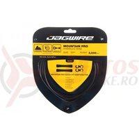 Kit conducta hidraulica Jagwire Mountain Pro (HBK400) Kevlar neagra 3000mm