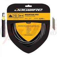 Kit conducta hidraulica Jagwire Mountain Pro (HBK401) Kevlar negru carbon 3000mm