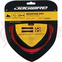 Kit conducta hidraulica Jagwire Mountain Pro (HBK403) Kevlar rosu 3000mm