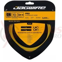 Kit conducta hidraulica Jagwire Mountain Pro (HBK414) Kevlar galbena 3000mm