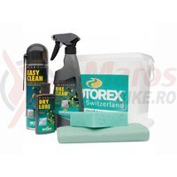Kit curatare bicicleta Motorex Bike Cleaning Kit