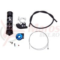 Kit Rock Shox upgrade maneta push-loc dreapta - Revelation C