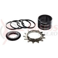 Kit single speed Reverse 13T negru