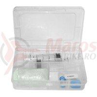 Kit XLC aerisire frane hidraulice BR-X66 pentru Shimano