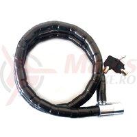 Lacat antifurt 203, Moped, 18x1000 mm