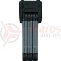 Lacat Abus 6500/85 negru pliabil
