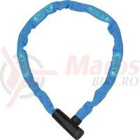 Lacat bicicleta Abus Steel-O-Chain 5805/75 albastru