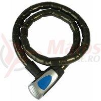 Lacat cu cablu XLC Dillinger III 25mm/1200mm