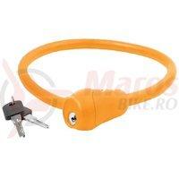 Lacat cu cheie 12x600mm orange S12.6S M-Wave