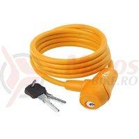 Lacat cu cheie 8x1500 mm orange S8.15S M-Wave