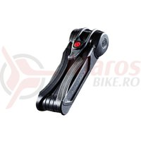 Lacat Trelock FS 500/90 Toro negru