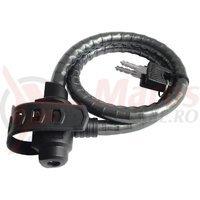 Lacat Trelock PK 222 Fixxgo Dragon L75 15mm 2/*6 negru